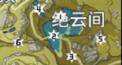 原神岩神瞳位置大全13