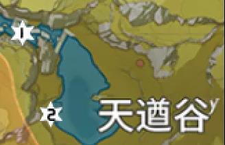 原神岩神瞳位置大全16