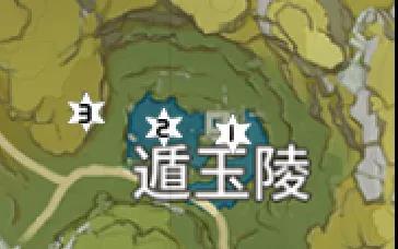 原神岩神瞳位置大全17
