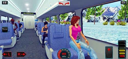 现代火车司机模拟器截图4