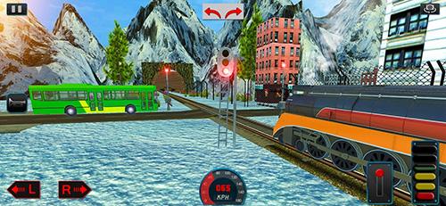 现代火车司机模拟器截图3
