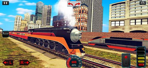 现代火车司机模拟器截图2