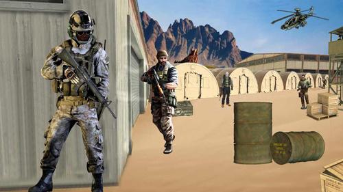 IGI军事控制任务截图2