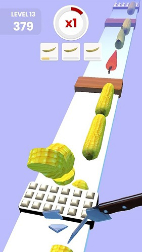切蔬菜截图2