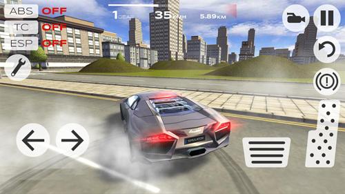 极限汽车模拟驾驶截图2