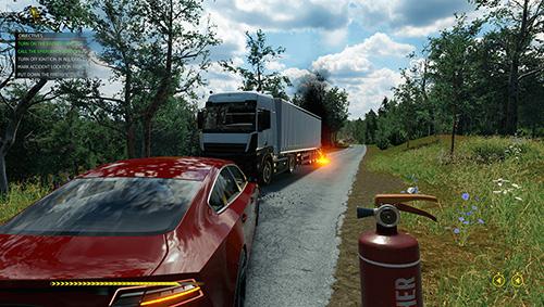 车祸现场模拟器截图1
