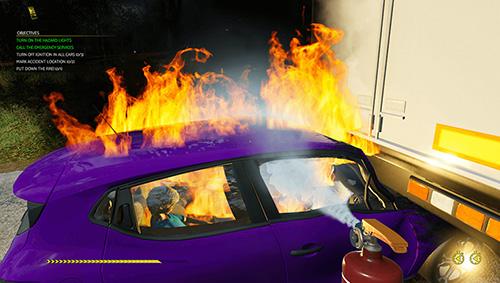 车祸现场模拟器截图2