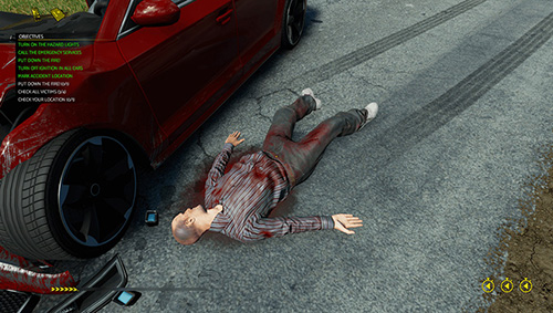 车祸现场模拟器截图3