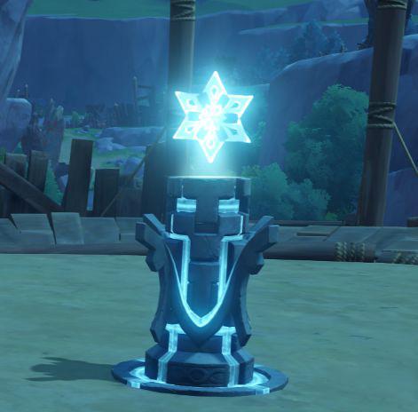 达达乌帕谷一堆剑的宝箱怎么打开5