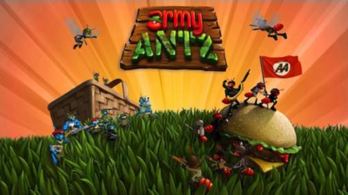 蚂蚁军团截图1