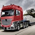 卡車模擬交通行駛