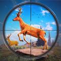 野鹿狩獵叢林射手