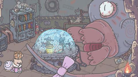 最强蜗牛游戏系统