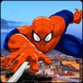 蜘蛛莫非�b超�英雄