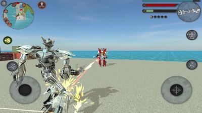 机器人飞机截图2