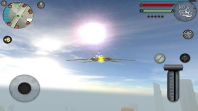 机器人飞机截图3