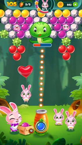 兔子泡泡龙:动物森林截图1