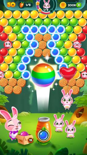 兔子泡泡龙:动物森林截图4