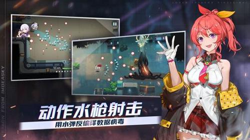 映月城与电子姬多人对战怎么玩 玩法攻略介绍