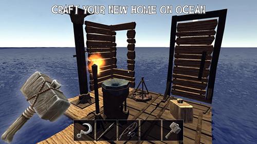 木筏模拟器截图1