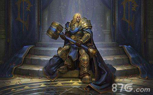 爐石傳說對決模式圣騎士