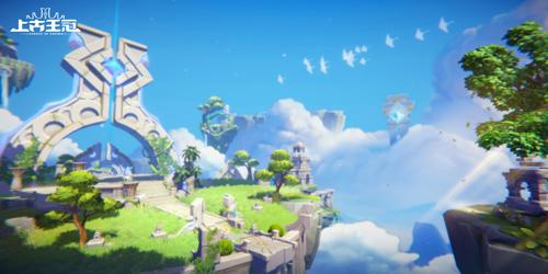 《上古王冠》游戲場景