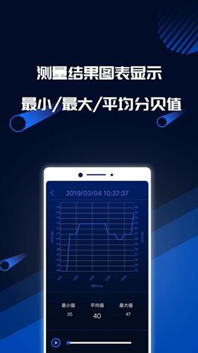 分貝噪音測試app截圖2