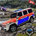 越野警車駕駛模擬器破解版