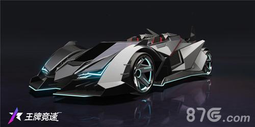 全新試制車——側翼刀鋒