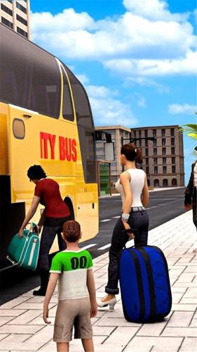 城市公交出租車模擬器截圖1