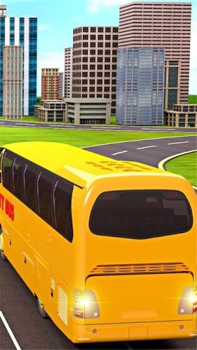 城市公交出租車模擬器截圖4