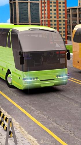 城市公交出租車模擬器截圖3