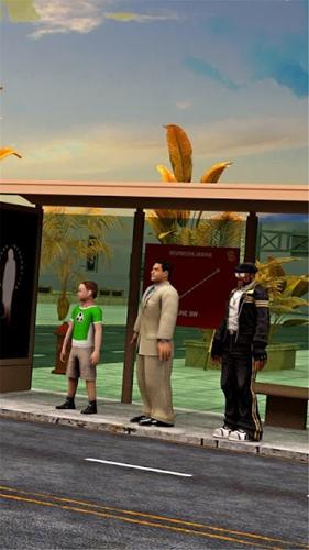 城市公交出租車模擬器
