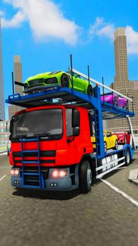 多卡車汽車運輸截圖1