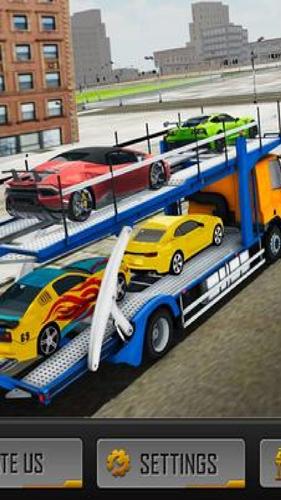 多卡車汽車運輸截圖2