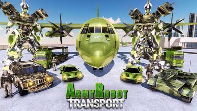 坦克機器人模擬器截圖4