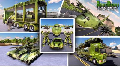 坦克機器人模擬器截圖1