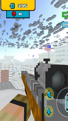 像素狙擊手吃雞截圖1