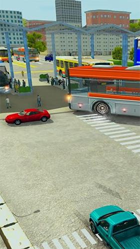 大型巴士模擬器截圖3