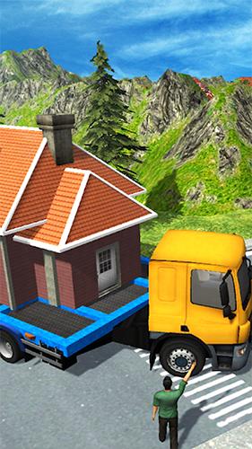 房屋運輸模擬器截圖3