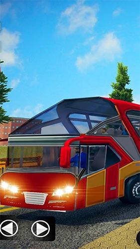 大型巴士模擬器特色