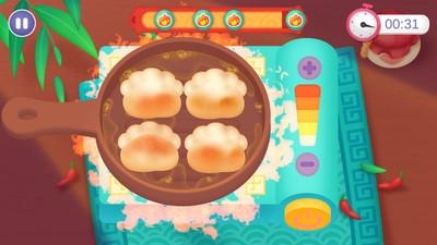 中華美食制作游戲截圖