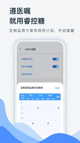 睿控糖app截图2