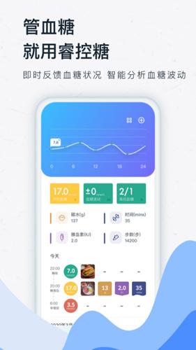 睿控糖app图片