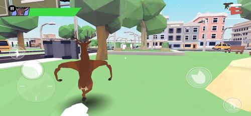 非常普通的鹿中文版游戲特色