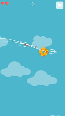 飞机VS导弹截图2
