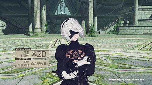战双×尼尔联动将启 全新版本PV正式公开!