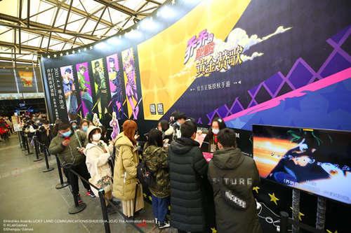《乔乔的奇妙冒险 黄金赞歌》CP27中国首秀