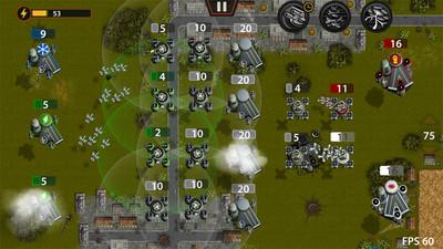 飞机战争截图2