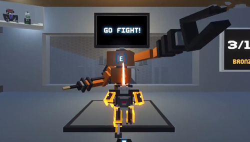 机器人大乱斗截图1
